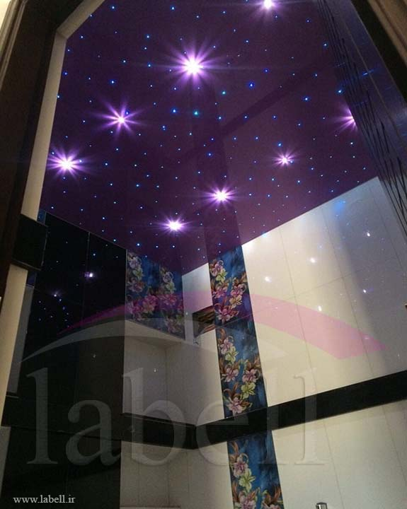 آسمان ستاره ای