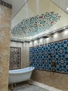 سقف کشسان لابل حمام