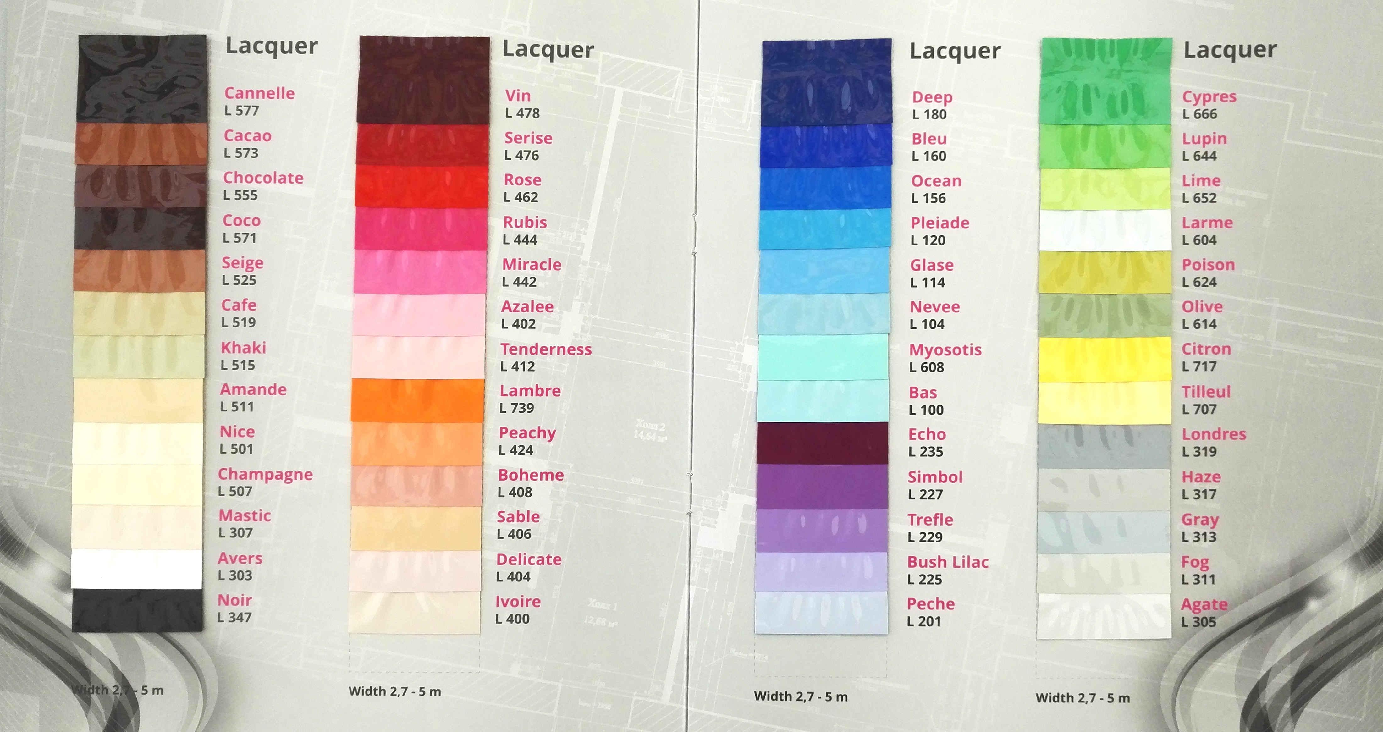 چگونه رنگ سقف های کشسان را انتخاب کنیم ؟