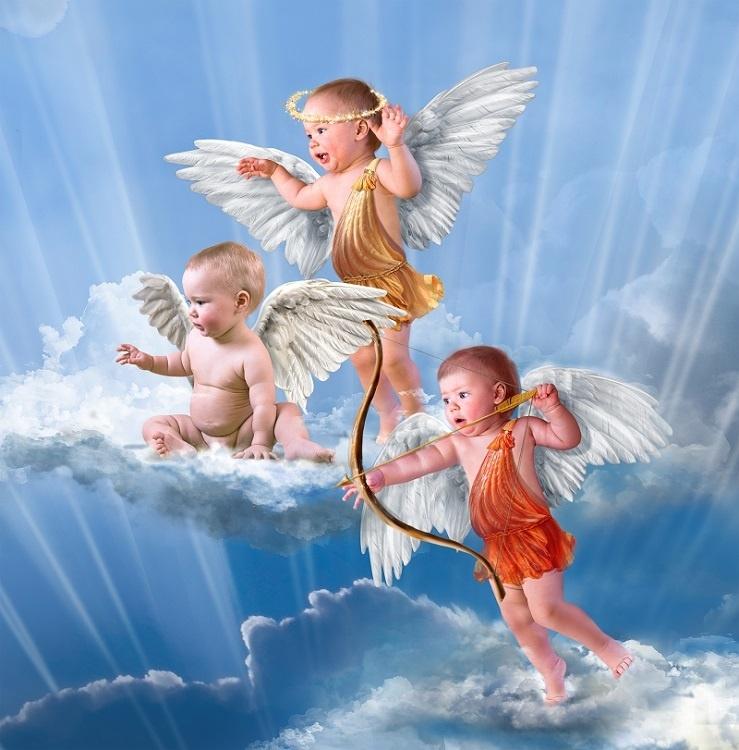 تصویر فرشته ها