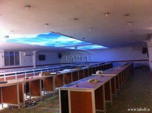 اتاق کنفرانس فرودگاه عسلویه