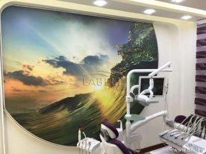 کلینیک دندانپزشکی واقع در تهران بلوار رسالت 2