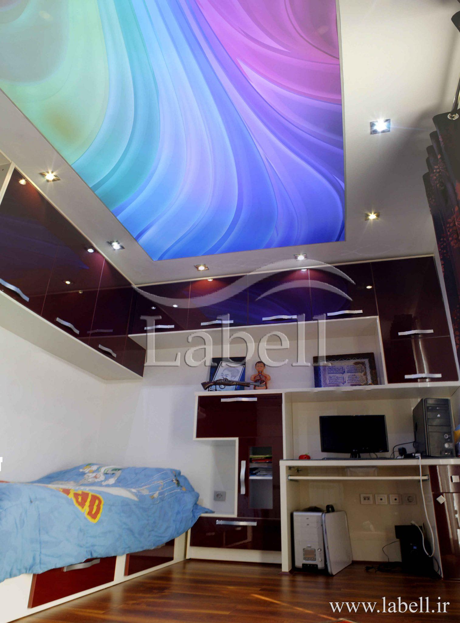 پروژه اجرایی اتاق خواب
