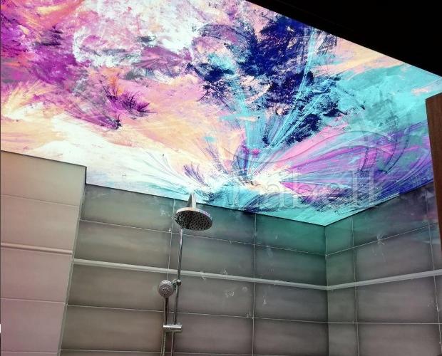 سقف کشسان لابل سقف کشسان چیست؟