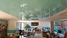 اجرای سقف کششی لاکر در اصفهان