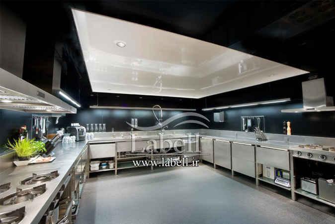 سقف کشسان آینه ای ، انعکاس دکوراسیون داخلی