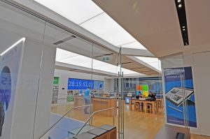 پیاده سازی سقف کشسان در استور ماکروسافت