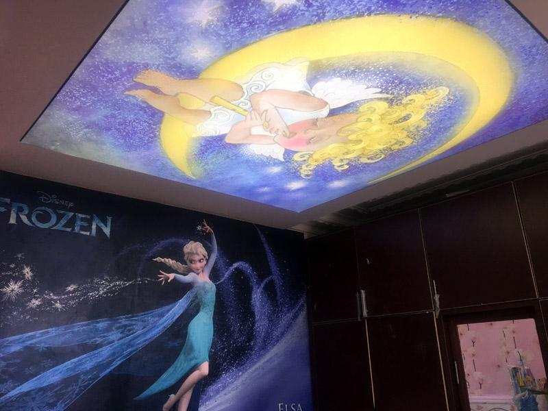 چگونه فرشته ها را به اتاق خواب کودکتان بیاورید؟