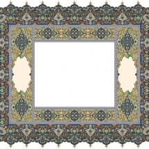 ornament-گل-تذهیب-اسلیمی (165)