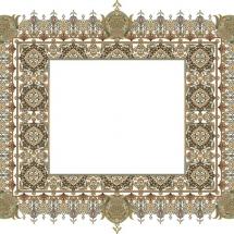 ornament-گل-تذهیب-اسلیمی (166)