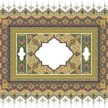 ornament-گل-تذهیب-اسلیمی (170)