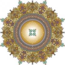 ornament-گل-تذهیب-اسلیمی (214)