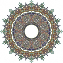 ornament-گل-تذهیب-اسلیمی (219)