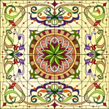 ornament-گل-تذهیب-اسلیمی (239)