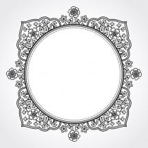 ornament-گل-تذهیب-اسلیمی (7)