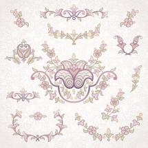 ornament-گل-تذهیب-اسلیمی (85)