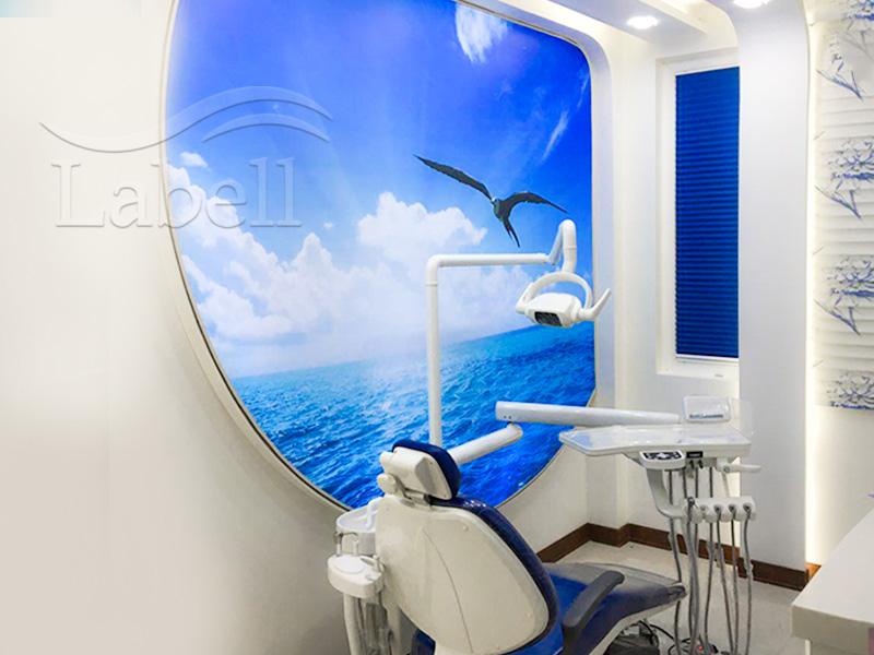 نصب سقف کششی در مراکز بهداشتی درمانی