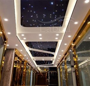 سقف کششی لابل، گزینه ای مناسب برای اماکن تجاری-اداری