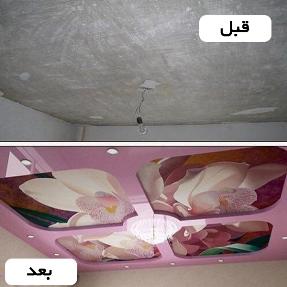 خانه هایی که با سقف کشسان جان گرفتند