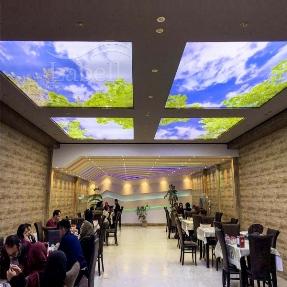 نصب سقف کشسان در محل کار ، ایده ای فوق العاده