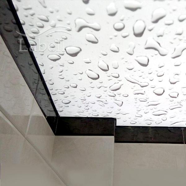 سقف کشسان سه بعدی لابل