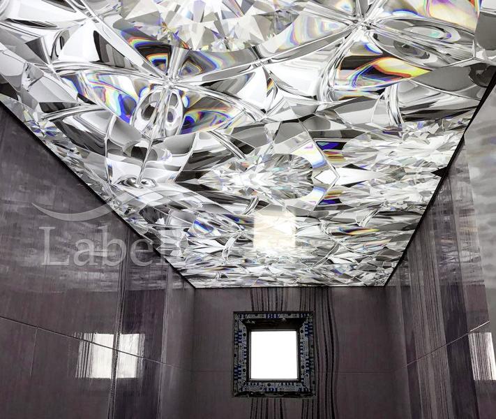 سقف کشسان سه بعدی