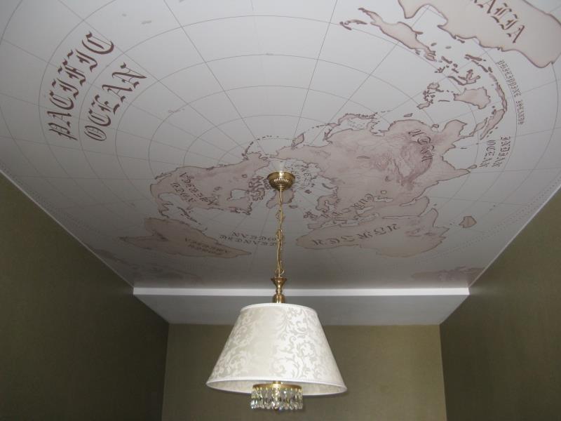 چاپ سقف کشسان