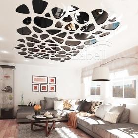 خانه مدرن با سقف اپلای لابل
