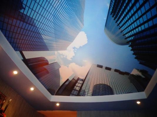 سقف سه بعدی کشسان