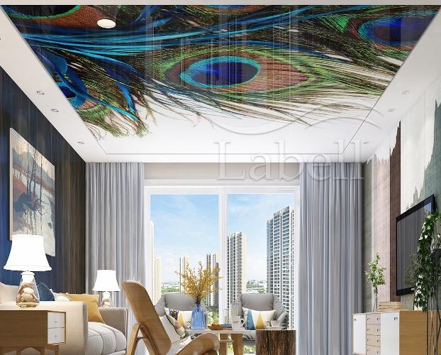 سقف اتاق نشیمن کاربرد سقف کشسان چیست