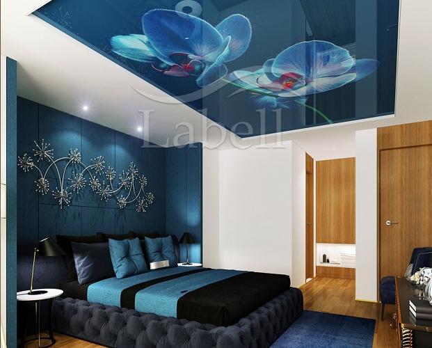 سقف اتاق خواب کاربرد سقف کشسان چیست