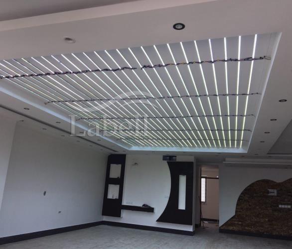 استفاده از سقف کشسان