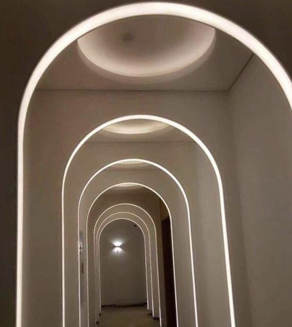خلاقیت با سقف کشسان ترنسپرنت لابل