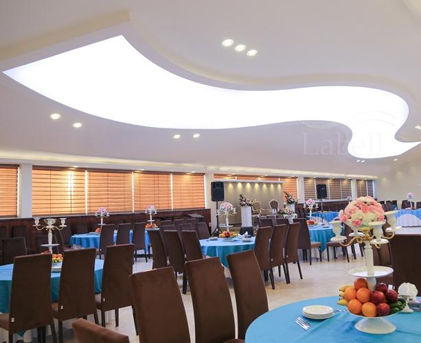 هتل ارم تهران سقف کشسان تهران