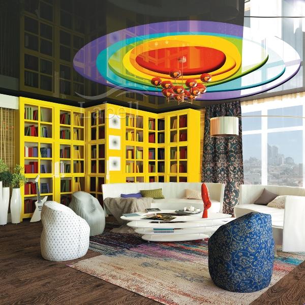 ایده های ناب نصب سقف کشسان در منزل