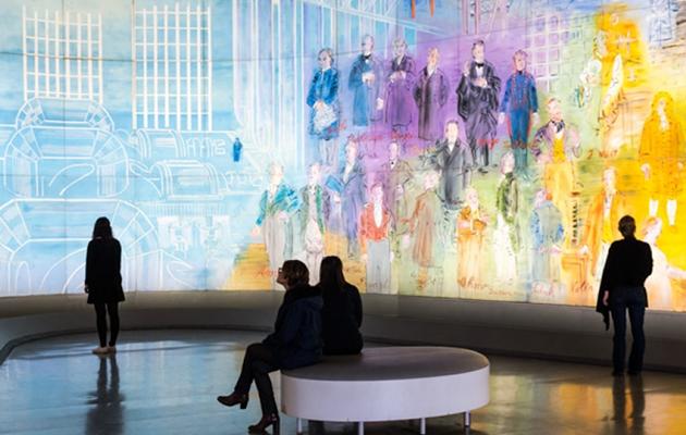 رنگ و نور در طراحی داخلی نکات اساسی برای انتخاب طراح حرفه ای و جسور