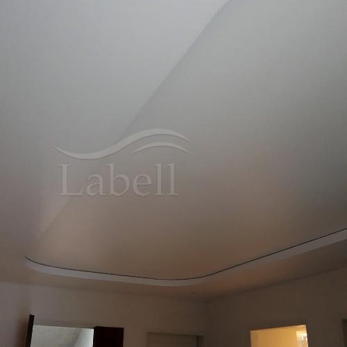 سقف کشسان لابل جایگزین پنل های گچی
