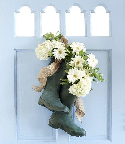گلدان خلاقانه