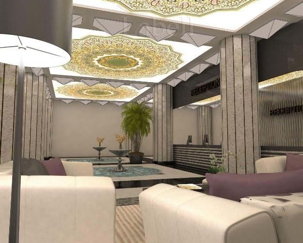 طراحی داخلی لابل