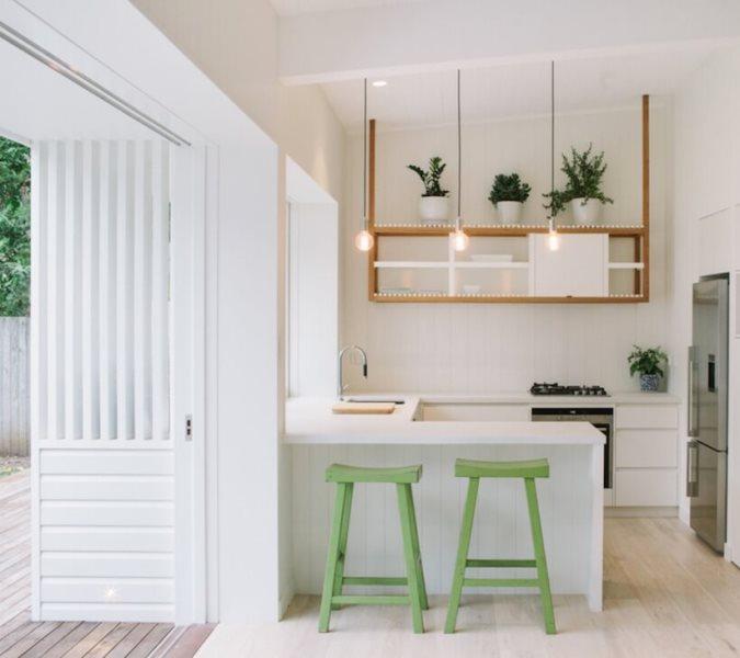 ساخت جزیره در آشپزخانه های کوچک
