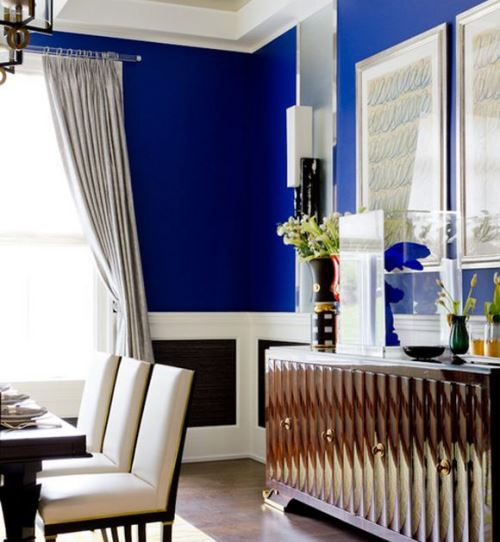 رنگ آبی ایرانی، ماندگارترین رنگ در خانه ها