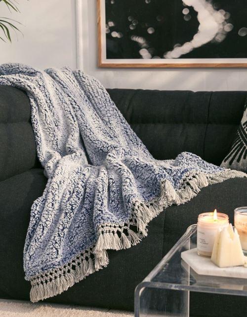 با دکوراسیونی گرم و دنج، سرمای زمستان را شکست دهید
