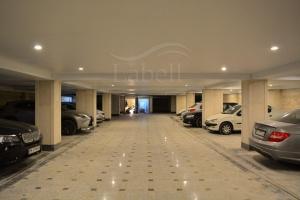 سقف پارکینگ کشسان لابل