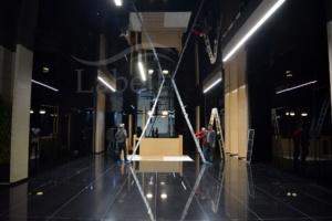 فیلم پروژه های سقف کشسان لابل