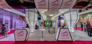 نمایشگاه سقف کشسان لابل